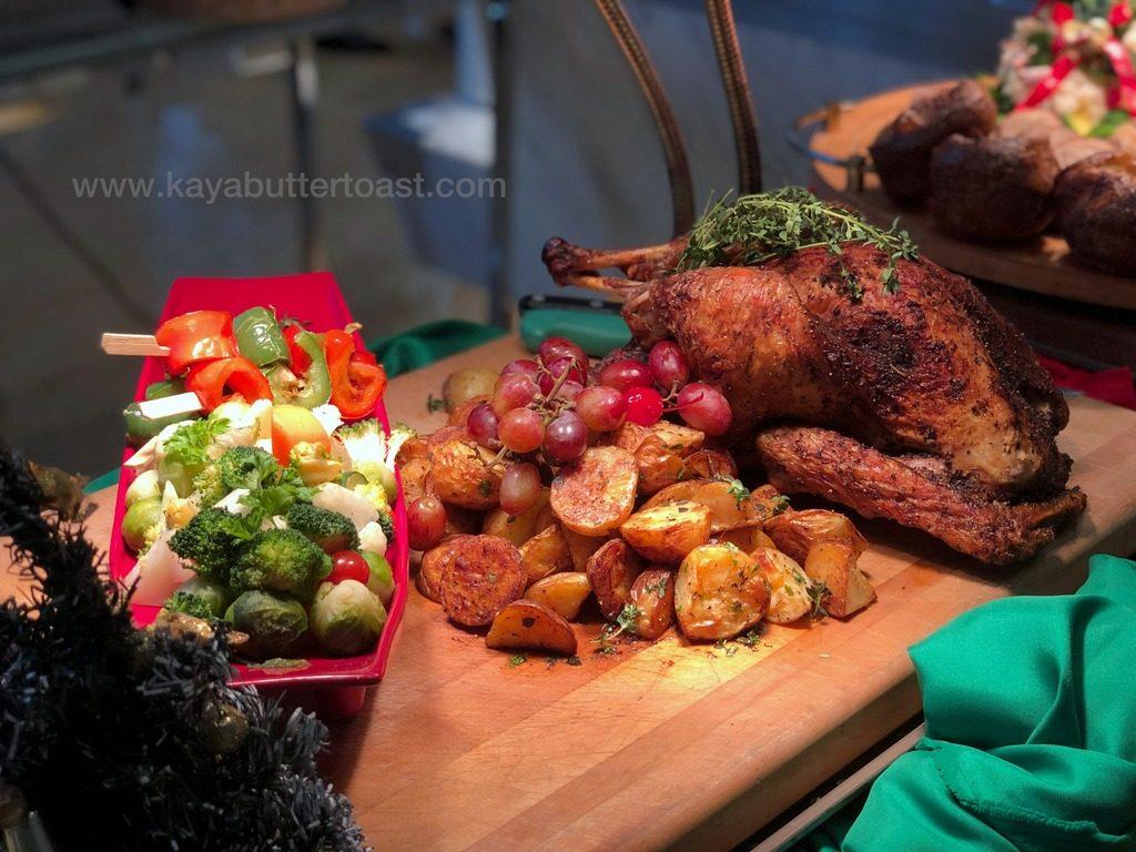 Eastin Hotel Penang Christmas Buffet 2018 (19)