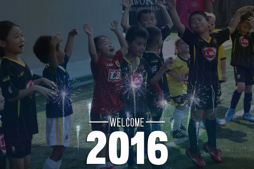 Kaya FC Academy New Year Post