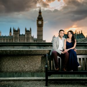 Asian Wedding Photographer London - Paresh and Reshma