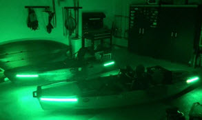 Kayak LED Lights