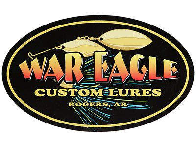 PRADCO announces acquisition of War Eagle Custom Lures of Rogers, Arkansas.