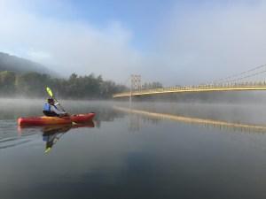 Beaver Town Arkansas - kayakfishingfocus.com
