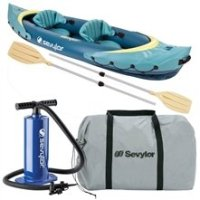 Coleman Clear Creek(TM) 2-Person Kayak Combo
