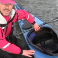 Kayaking skills for beginners: The Side Entry