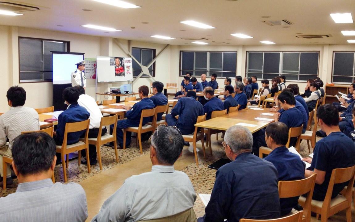 豊川警察署 安全運転講習