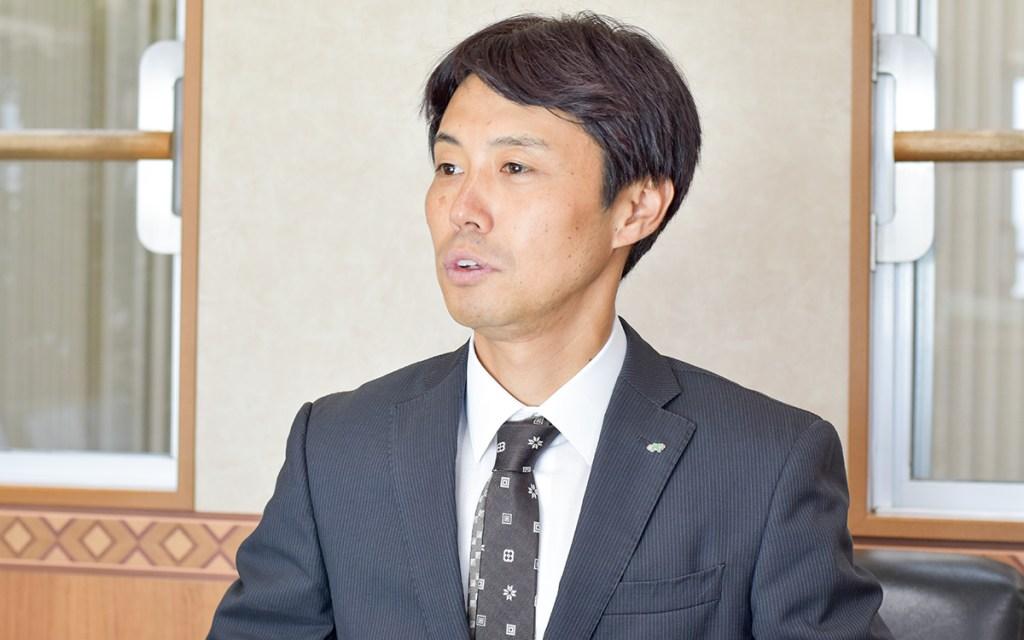 廃棄物処理業 加山興業株式会社 代表取締役 加山順一郎 挨拶
