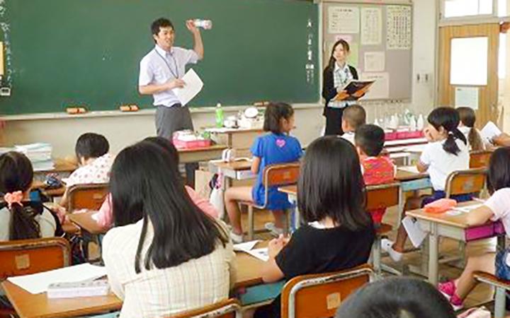 豊川市 小学校 環境授業 - 2