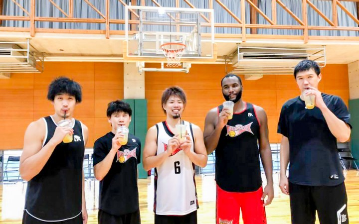 B.LEAGUE 2018-19 B1リーグ戦 三遠ネオフェニックスvs.京都ハンナリーズ