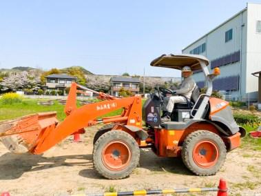 建設機械施工実技試験 愛知県 豊川市