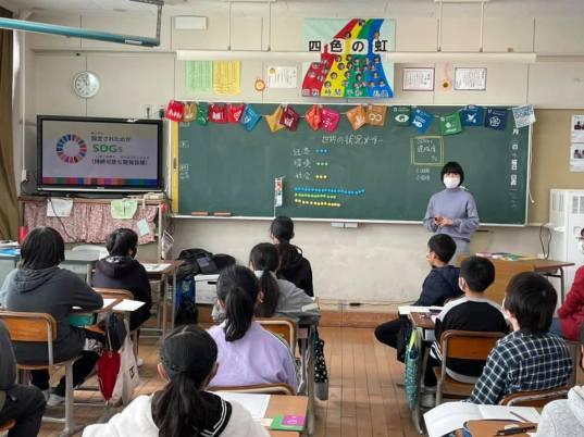 SDGsカードゲームセミナー 愛知県 豊川市 小学校 環境教育 環境授業