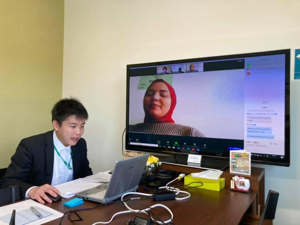 JICA Online Networking Fair 2021 SDGs