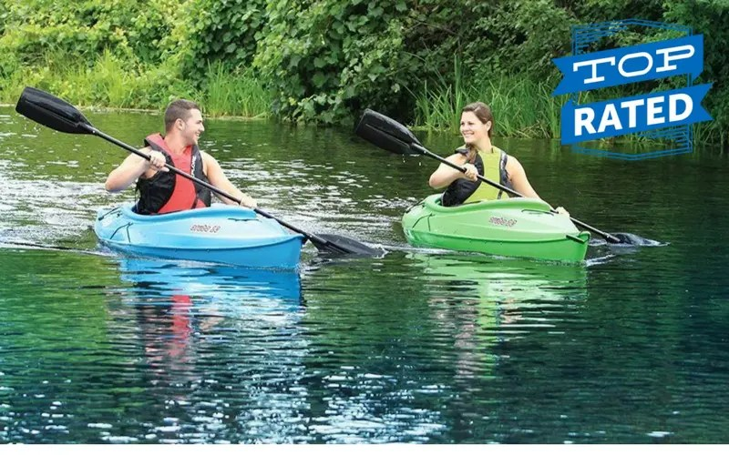 Cheapest Fishing Kayak Reviews – Top 5 for the Money