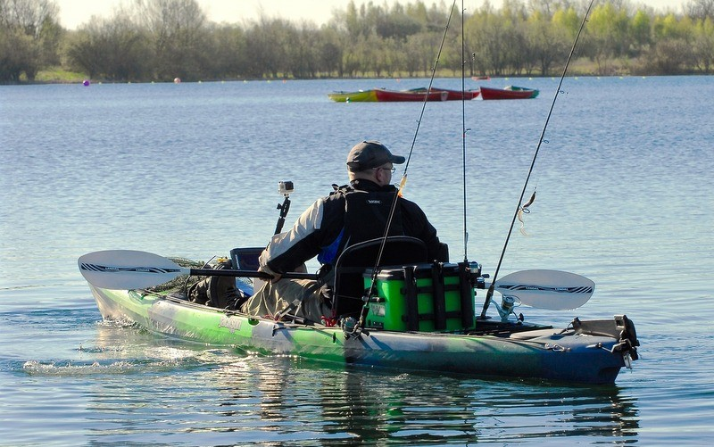 8 Best Kayak for Fishing Review & Buyer´s Guide for 2020