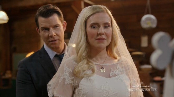SSD To the Altar Shane and Oliver Wedding Dress