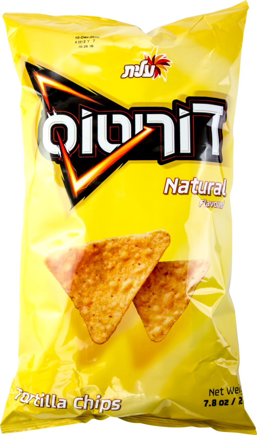 There is more money in it for the convenience industrial complex. Doritos Large Natural Tortilla Chips Kayco