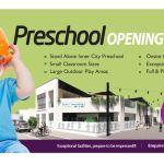 preschool billboard