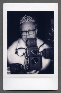 Portrait as a Photographer Princess