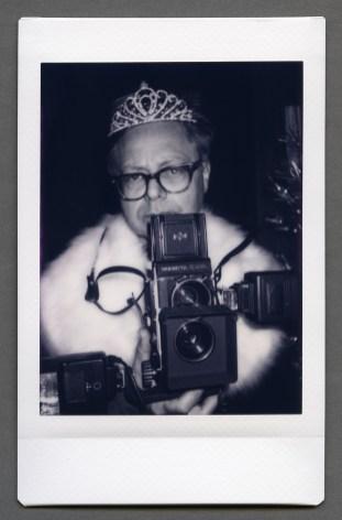 Portrait as a Photographer Princess