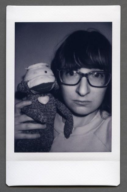 Self Portrait with Julie