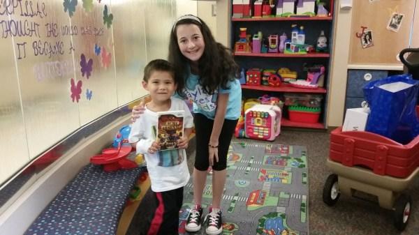 About Kayla Abramowitz - Kayla Cares 4 KidsKayla Cares 4 Kids
