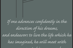 Illustrated Quote Of The Week 7: Dreams