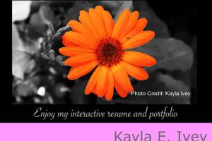 My Interactive Portfolio