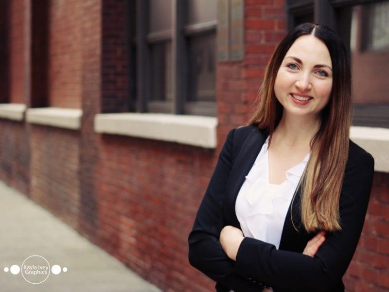 Yanna | Professional Headshots | Kayla Ivey Graphics