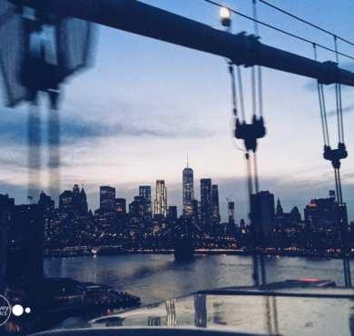 New York City Skyline Travel Photography
