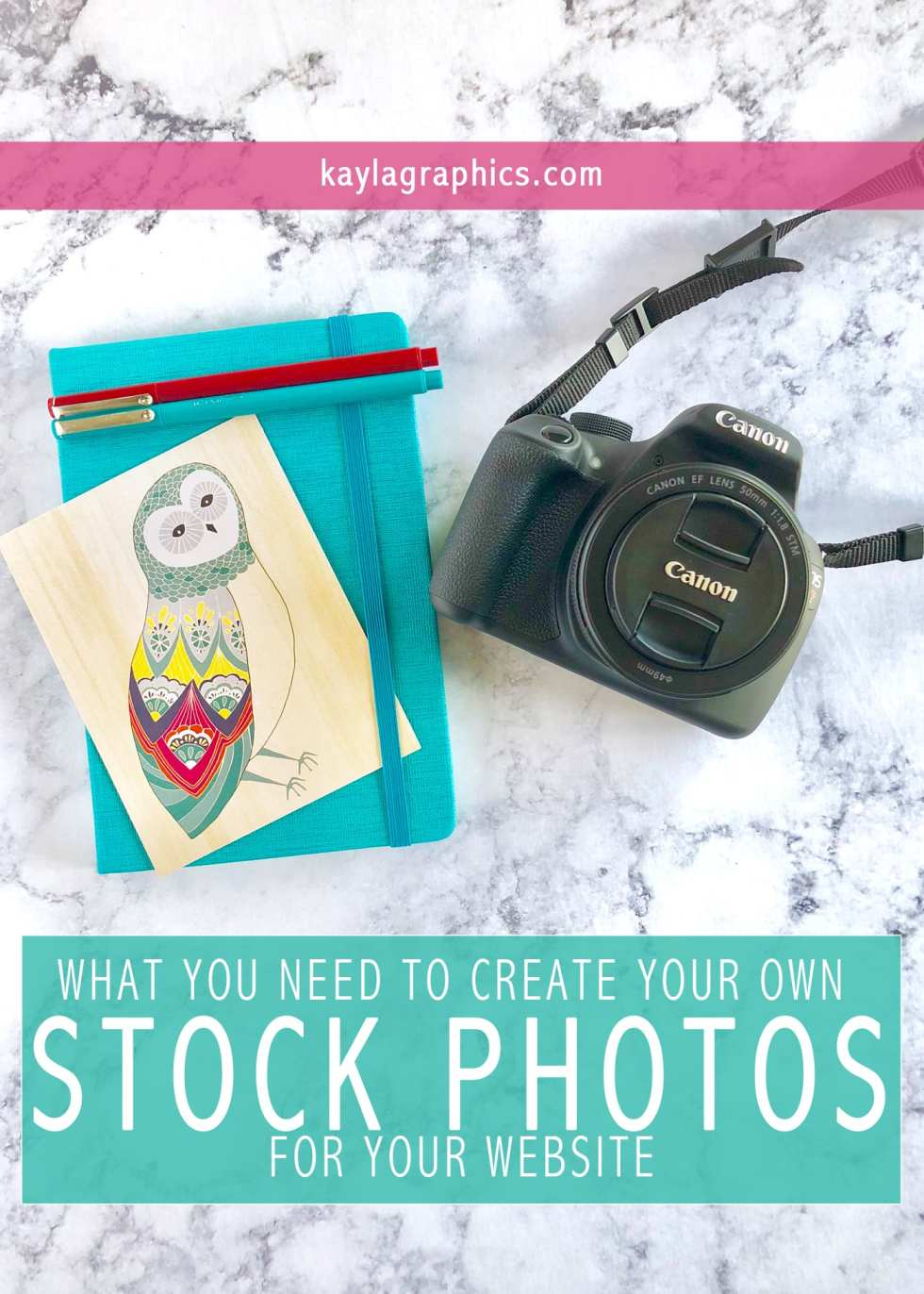 What You Need To Create Your Own Stock Photos For Your Website