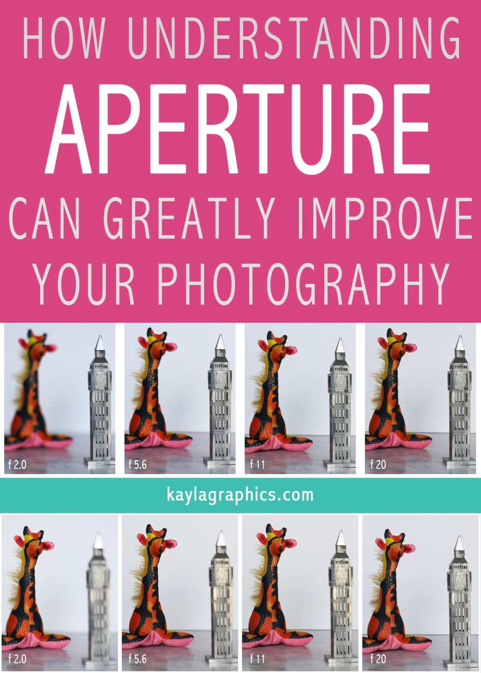 how understanding aperture can greatly improve photography