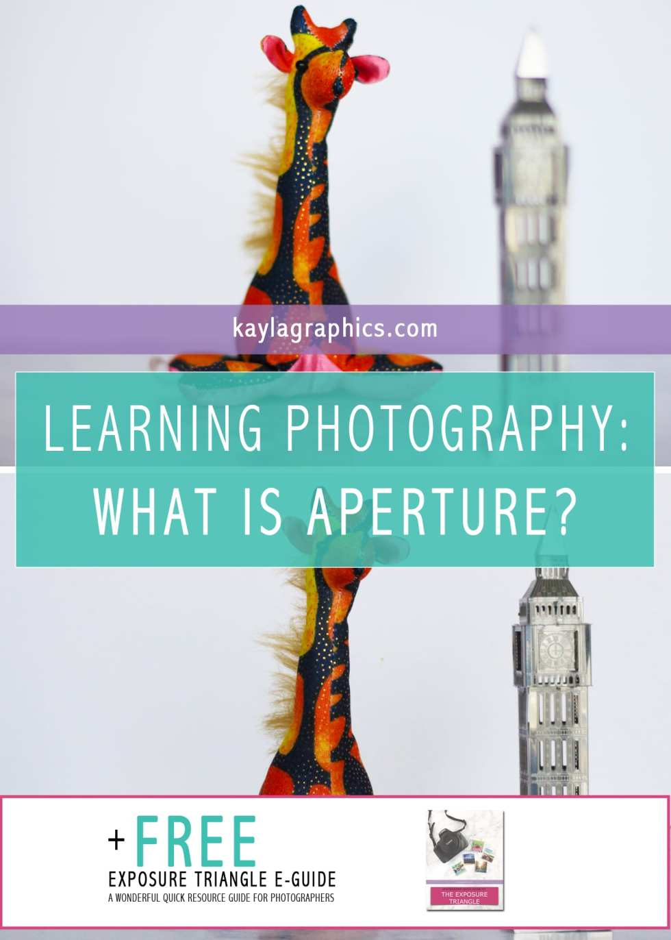 learning photography what is aperture plus free guide