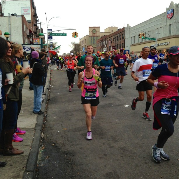 2015 New York City Marathon Recap