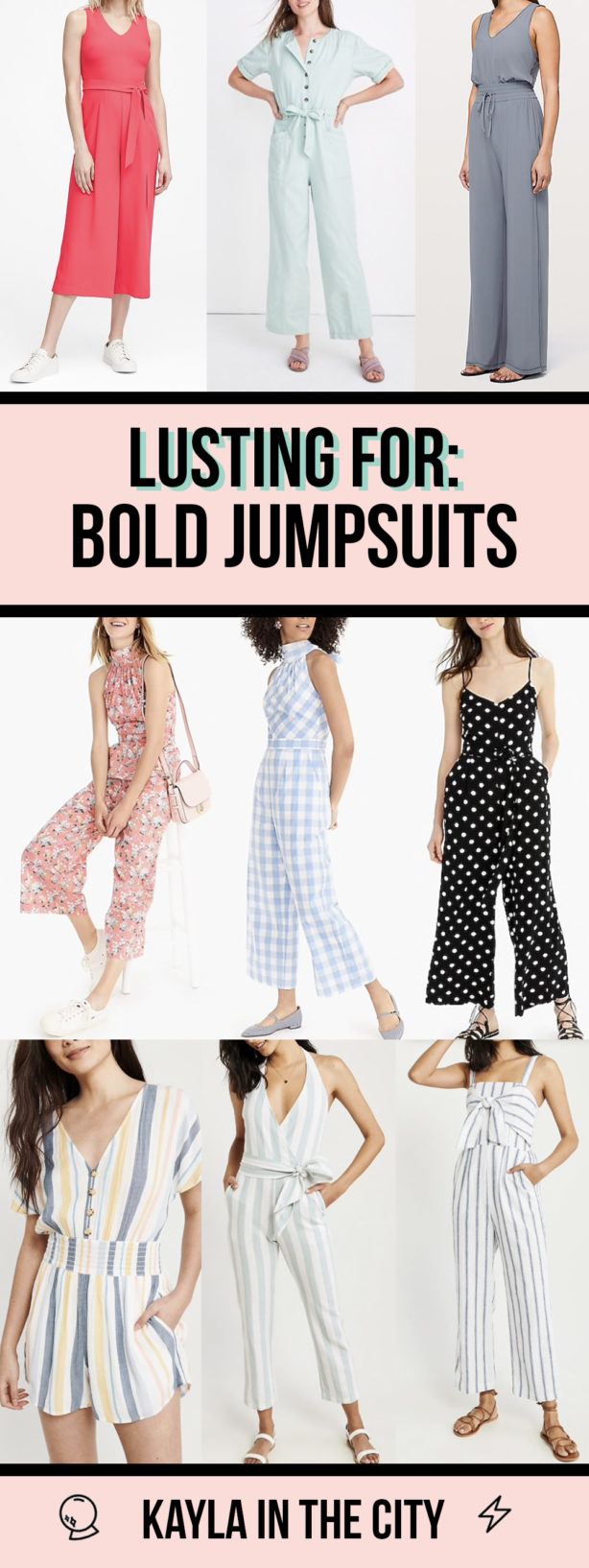 bold jumpsuits for spring