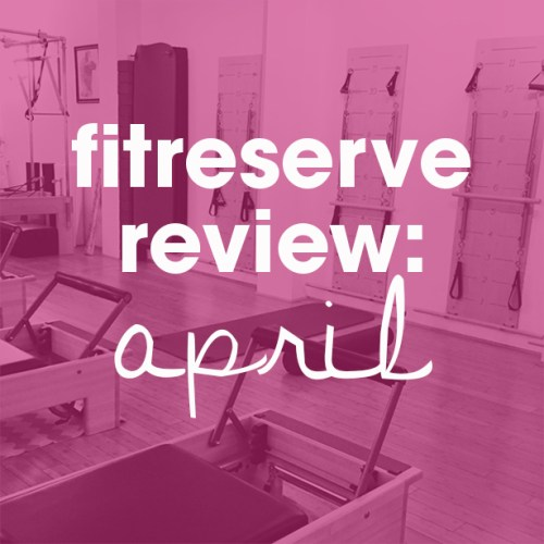 fitreserve review