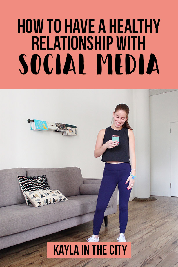healthy relationship with social media, beat social media addiction, social media self care