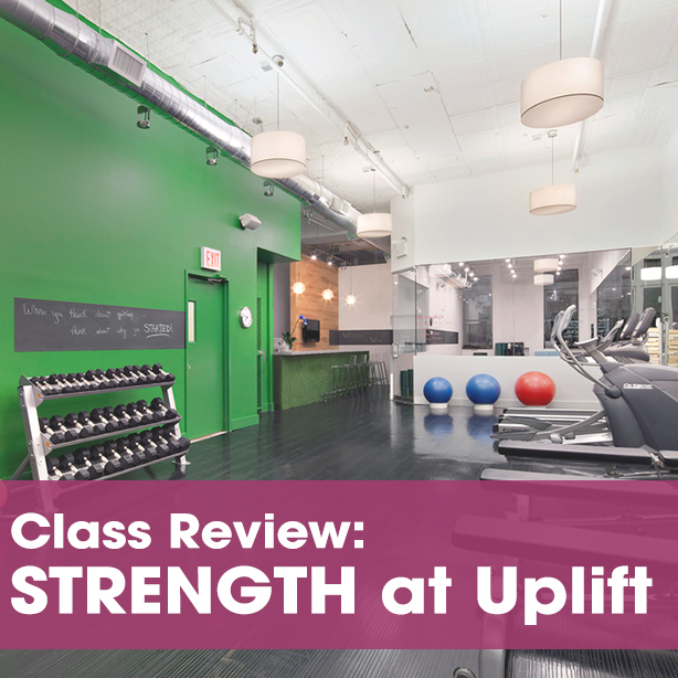 uplift strength review
