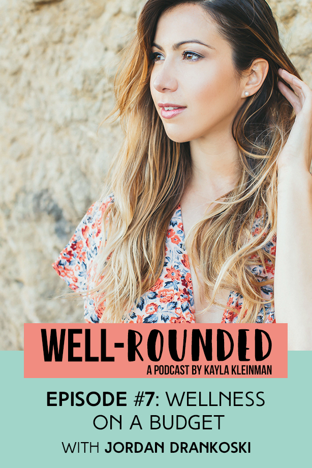 wellness podcast, healthy living podcast