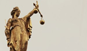 statue of judgment or justice
