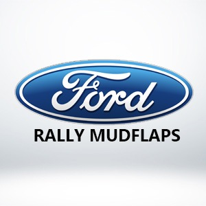 Ford Rally Mud Flaps