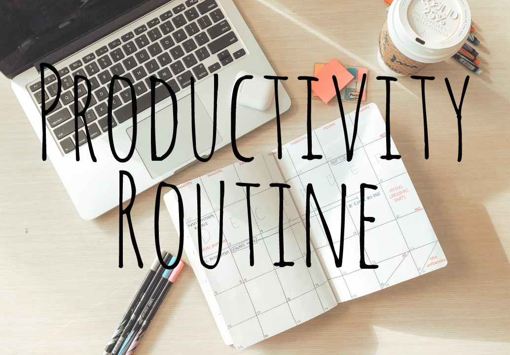 How Routines Increase Your Productivity