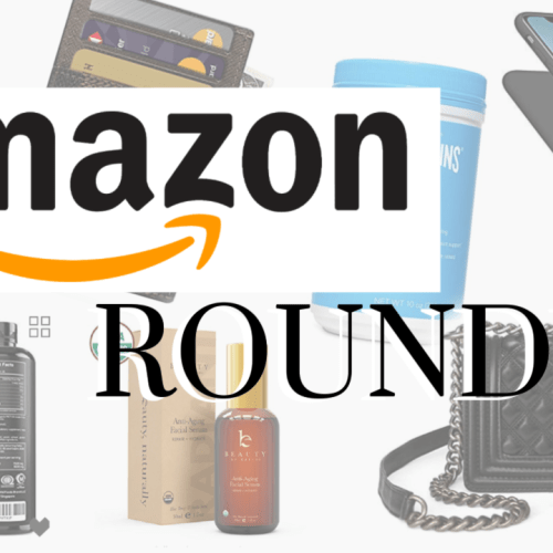 monthly Amazon order roundup
