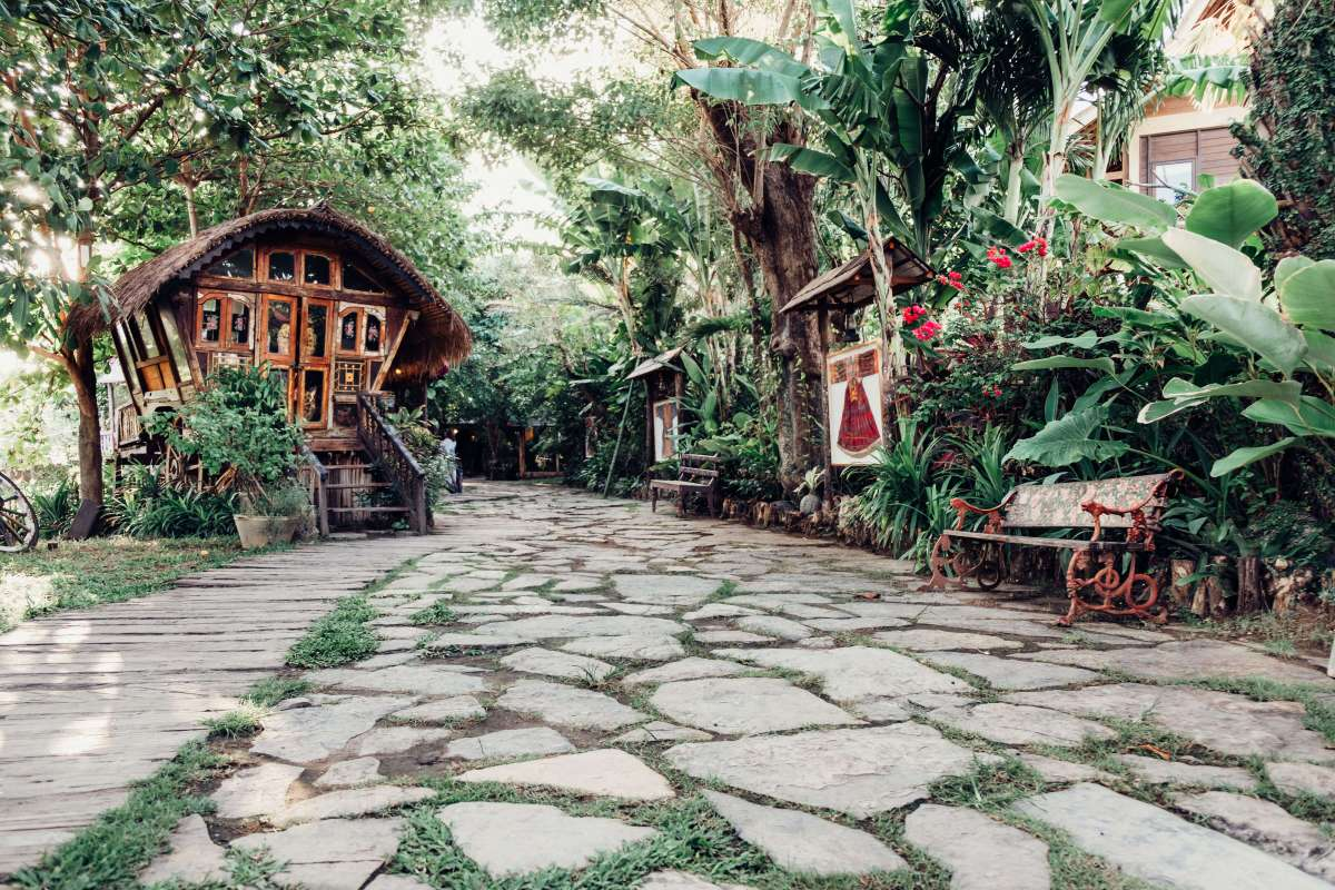 Exploring La Laguna, Bali