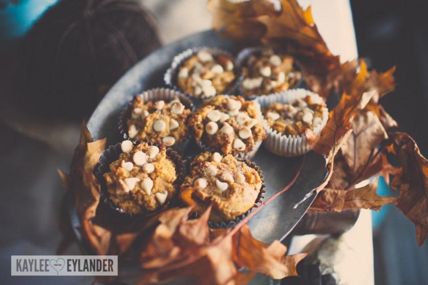 Pumpkin Muffin Recipe Gluten Free-10