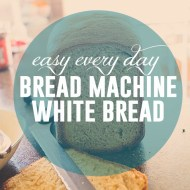 Easy White Bread Recipe | SOOOO good!!!