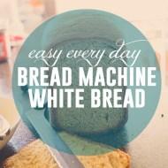 Easy White Bread Recipe | SOOOO good!!!