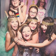Gold Party Photo booth | Tween Birthday Party