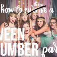 How to survive a tween slumber party