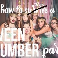 How to survive a tween slumber party