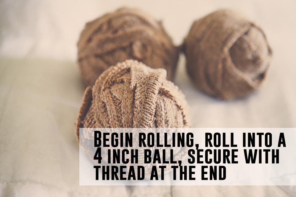 Wool Dryer Balls DIY-25