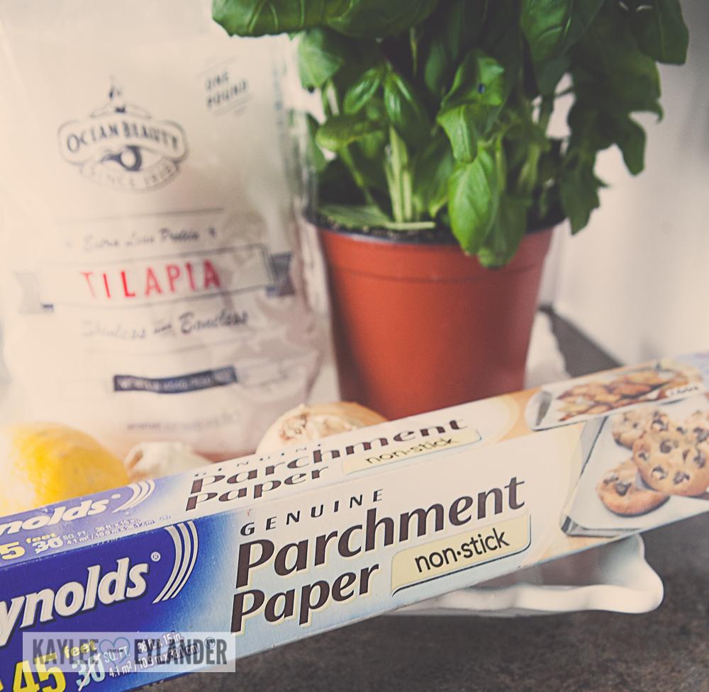 Parchment Paper Recipes